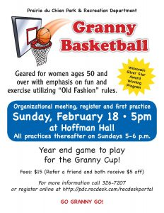 Granny Basketball @ Granny Basketball